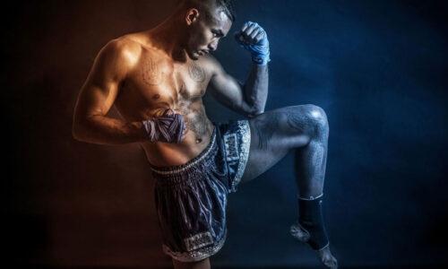 Preparación física para deportes de combate 1