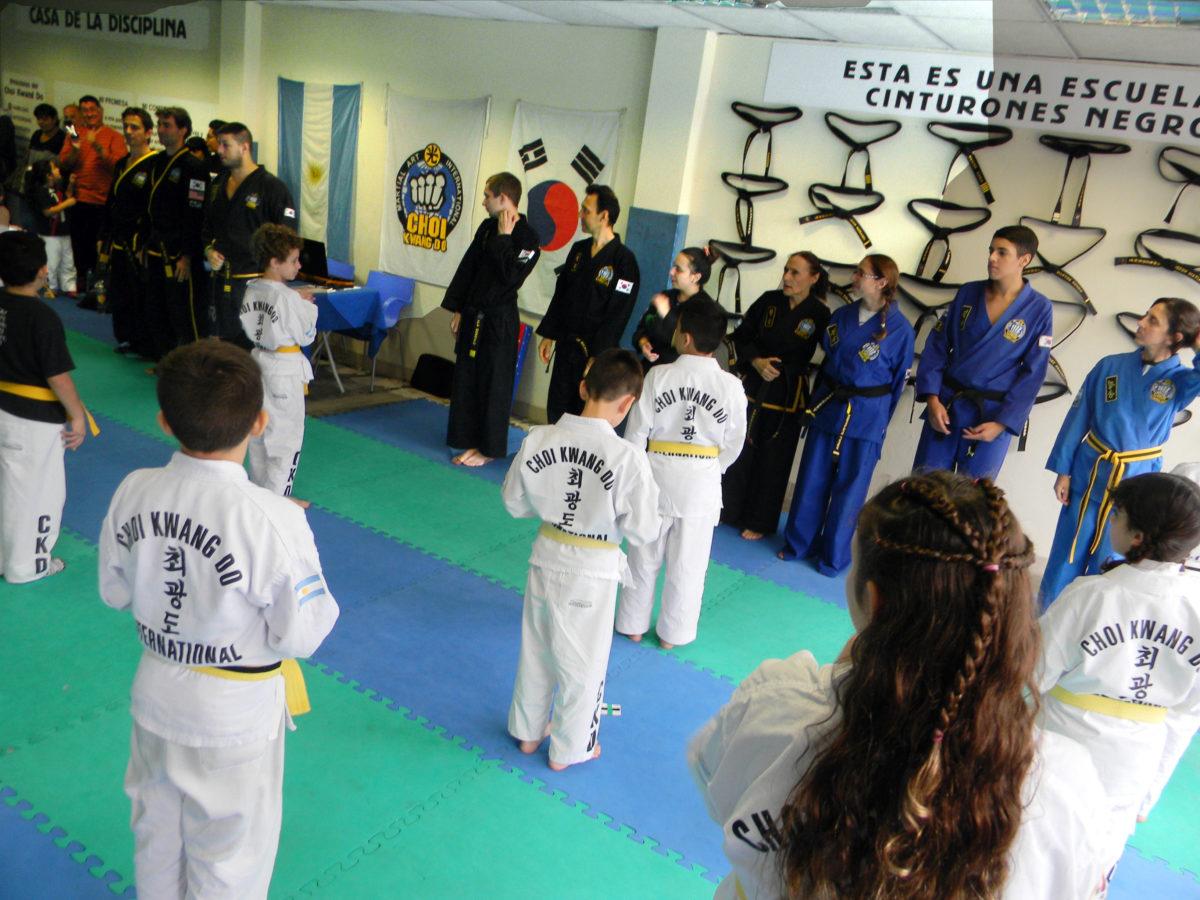 promociona tu escuela de artes marciales