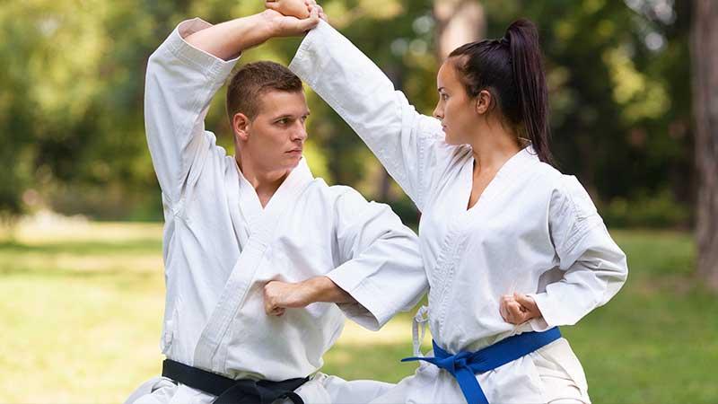 Capacitación para instructores de artes marciales en general